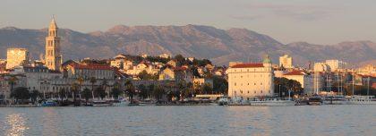 Split/Zadar/Zagreb, Croatia