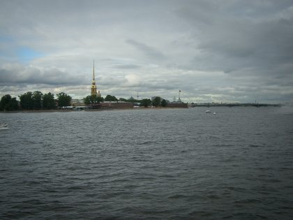 Weekend in St.Petersburg