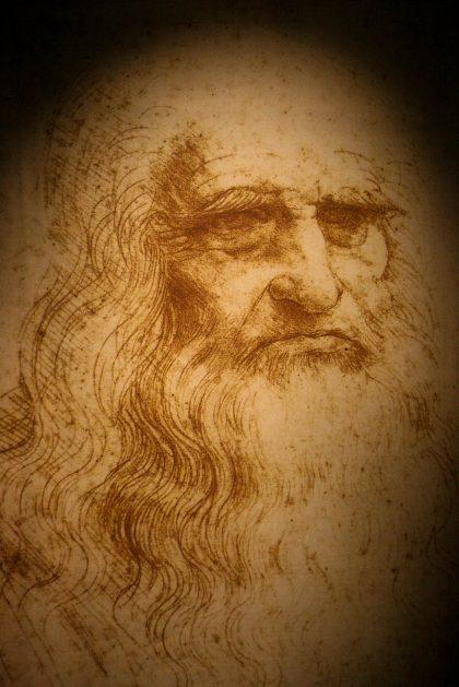 Da Vinci, The Genius